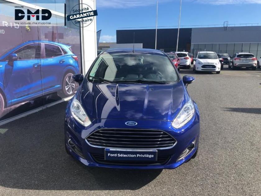 Ford Fiesta 1.0 Ecoboost 100ch Stop&start Trend 5p - Visuel #4