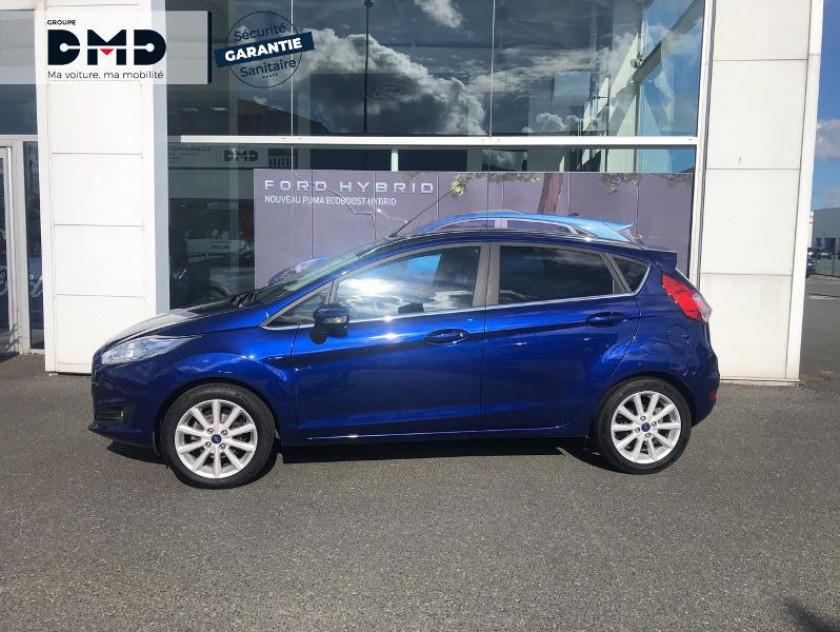 Ford Fiesta 1.0 Ecoboost 100ch Stop&start Trend 5p - Visuel #2