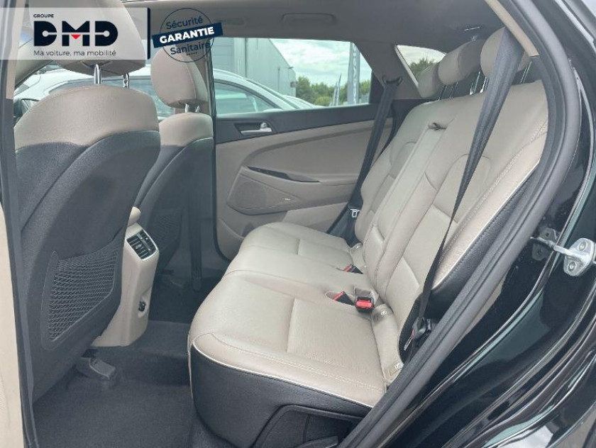 Hyundai Tucson 1.6 Crdi 136ch Executive Dct-7 - Visuel #10