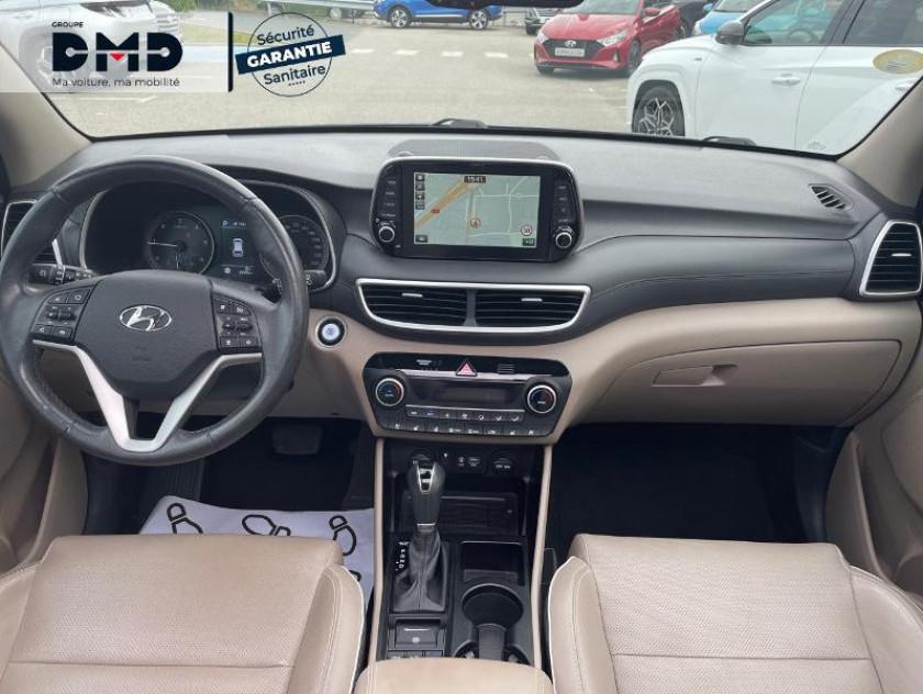 Hyundai Tucson 1.6 Crdi 136ch Executive Dct-7 - Visuel #5