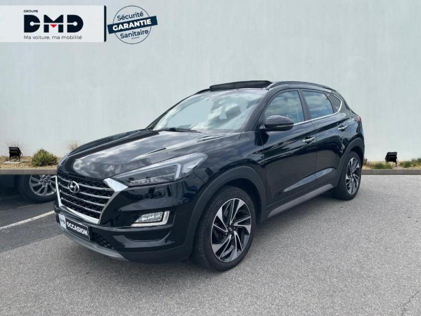 Hyundai Tucson 1.6 Crdi 136ch Executive Dct-7 - Visuel #1