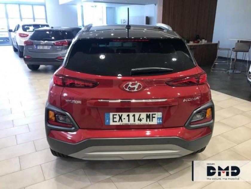 Hyundai Kona 1.0 T-gdi 120ch Executive - Visuel #11