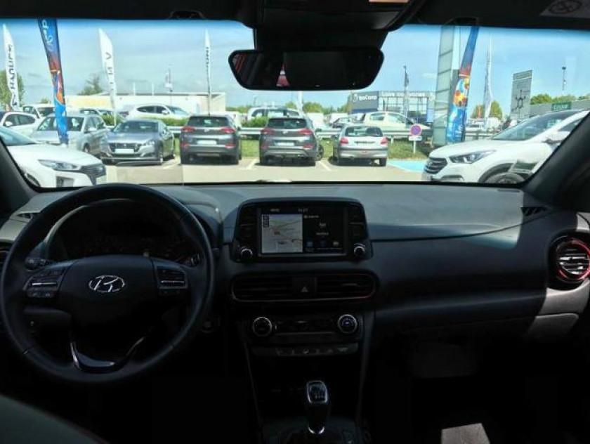 Hyundai Kona 1.0 T-gdi 120ch Executive - Visuel #9