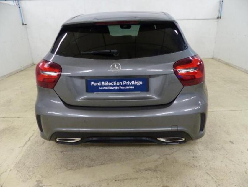 Mercedes-benz Classe A 200 D Fascination 7g-dct - Visuel #4