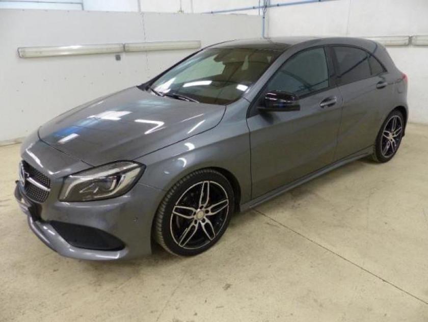 Mercedes-benz Classe A 200 D Fascination 7g-dct - Visuel #2