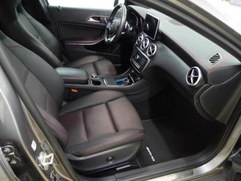 Mercedes-benz Classe A 200 D Fascination 7g-dct - Visuel #8