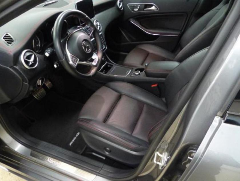 Mercedes-benz Classe A 200 D Fascination 7g-dct - Visuel #7