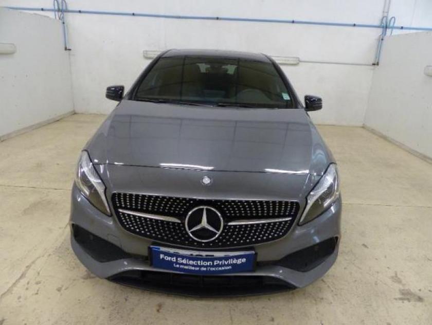 Mercedes-benz Classe A 200 D Fascination 7g-dct - Visuel #1