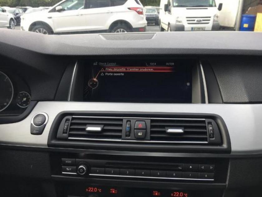 Bmw Serie 5 Touring 520da Xdrive 190ch M Sport - Visuel #6