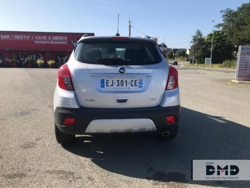 Opel Mokka 1.6 Cdti 110ch Business Connect Ecoflex Start&stop 4x2 - Visuel #11