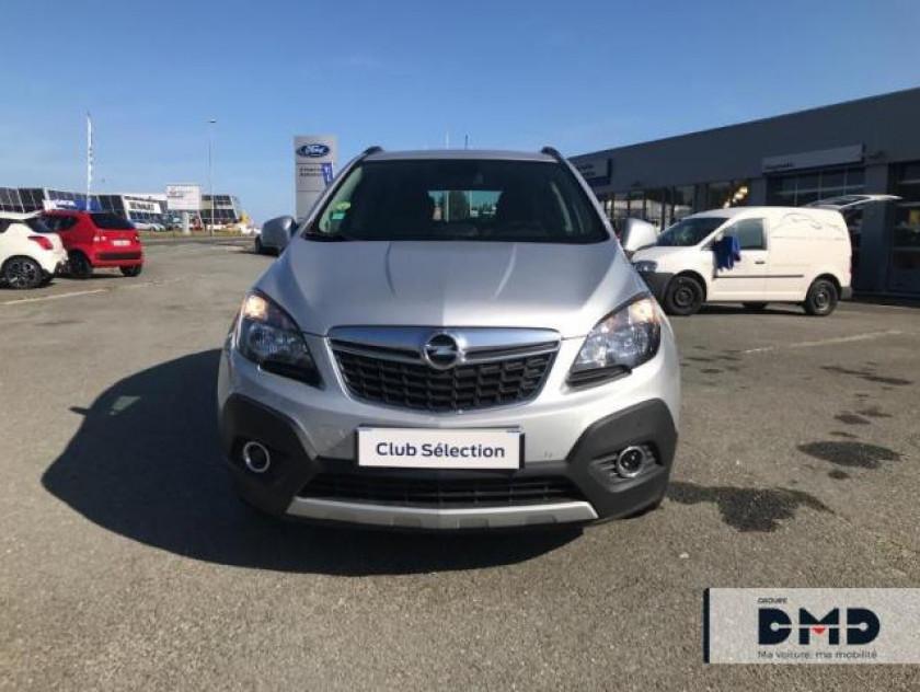 Opel Mokka 1.6 Cdti 110ch Business Connect Ecoflex Start&stop 4x2 - Visuel #4