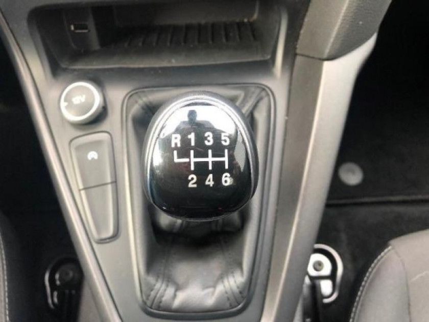 Ford Focus 1.5 Tdci 105ch Econetic Stop&start Executive - Visuel #9