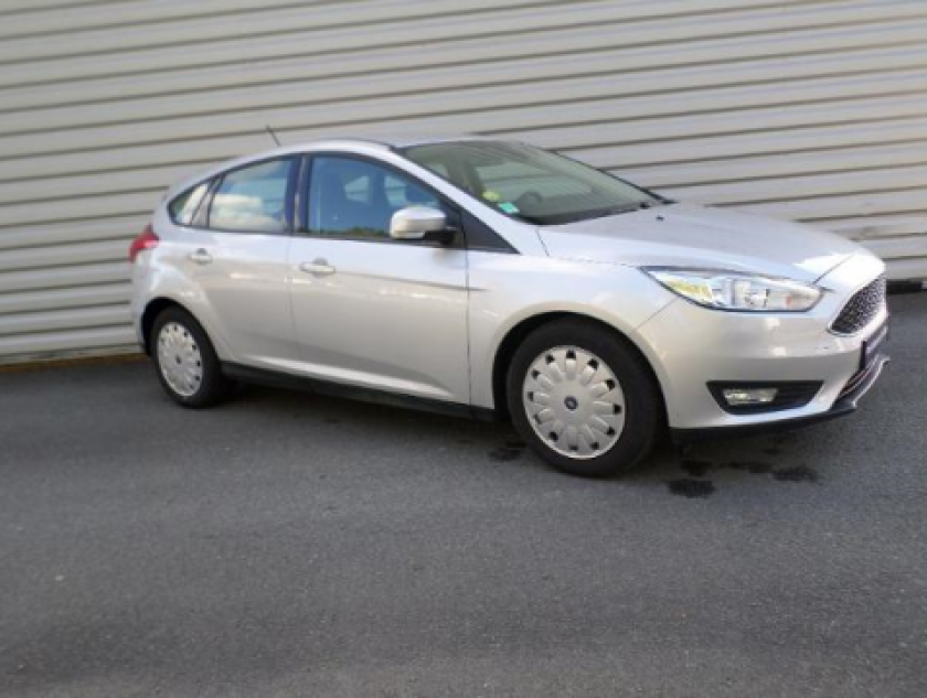Ford Focus 1.5 Tdci 105ch Econetic Stop&start Executive - Visuel #17