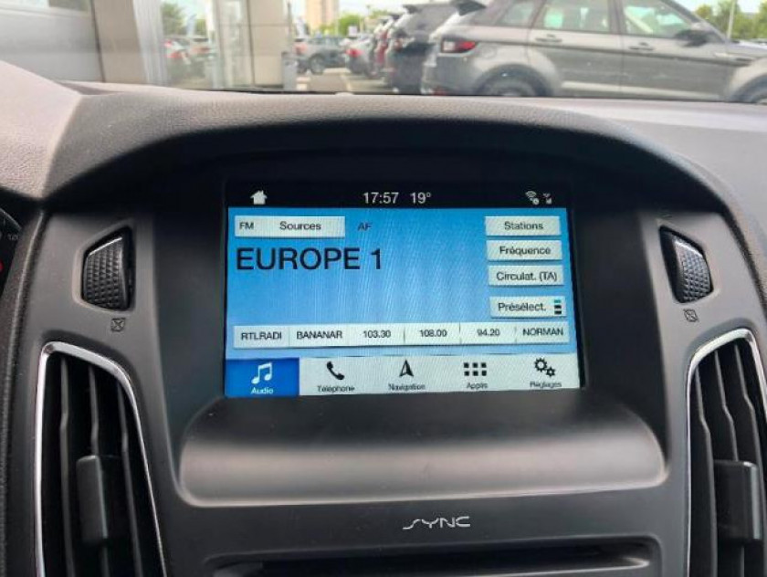 Ford Focus 1.0 Ecoboost 100ch Stop&start Executive - Visuel #10