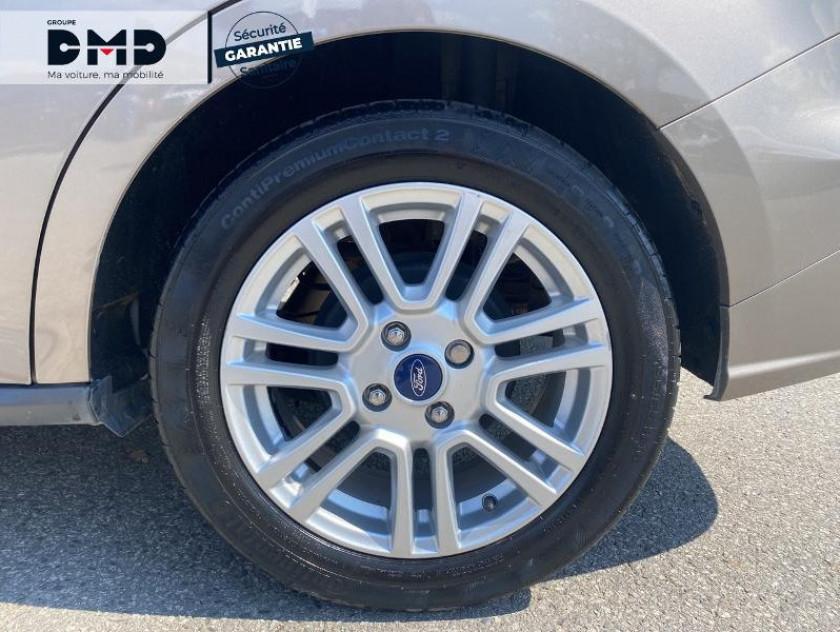 Ford Tourneo Courier 1.0e 100ch Titanium - Visuel #13