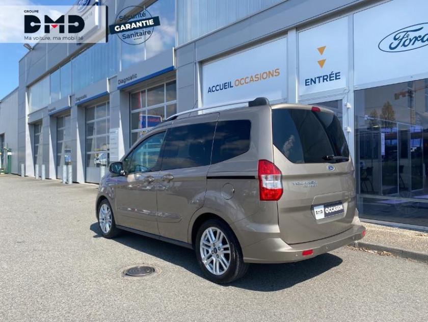 Ford Tourneo Courier 1.0e 100ch Titanium - Visuel #3