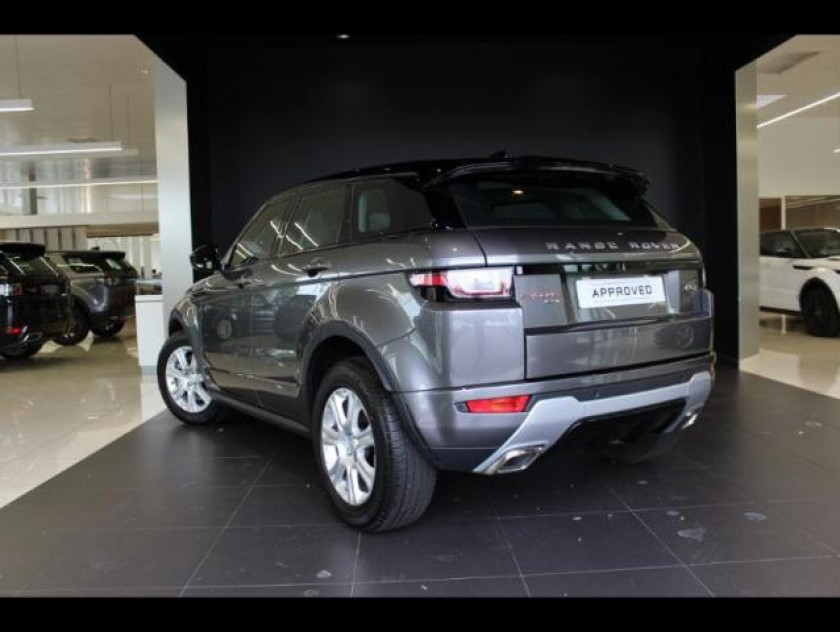 Land-rover Evoque 2.0 Sd4 240 Se Dynamic Bva Mark V - Visuel #2