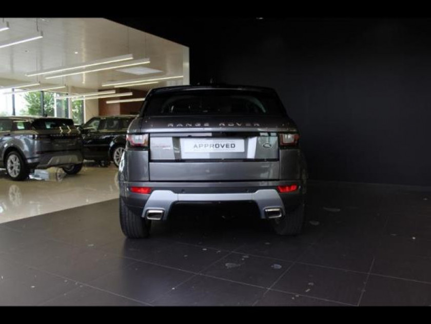 Land-rover Evoque 2.0 Sd4 240 Se Dynamic Bva Mark V - Visuel #8