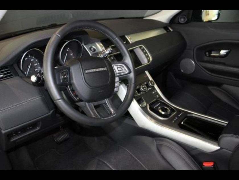 Land-rover Evoque 2.0 Sd4 240 Se Dynamic Bva Mark V - Visuel #5