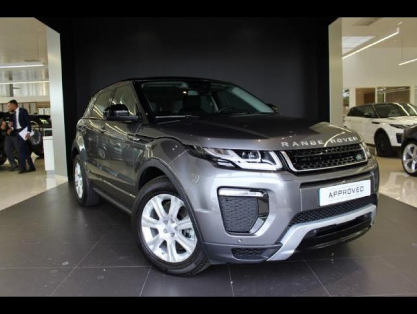 Land-rover Evoque 2.0 Sd4 240 Se Dynamic Bva Mark V - Visuel #1