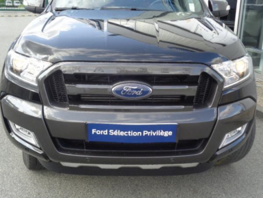 Ford Ranger 3.2 Tdci 200ch Double Cabine Wildtrak Bva - Visuel #5