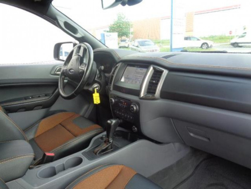 Ford Ranger 3.2 Tdci 200ch Double Cabine Wildtrak Bva - Visuel #9