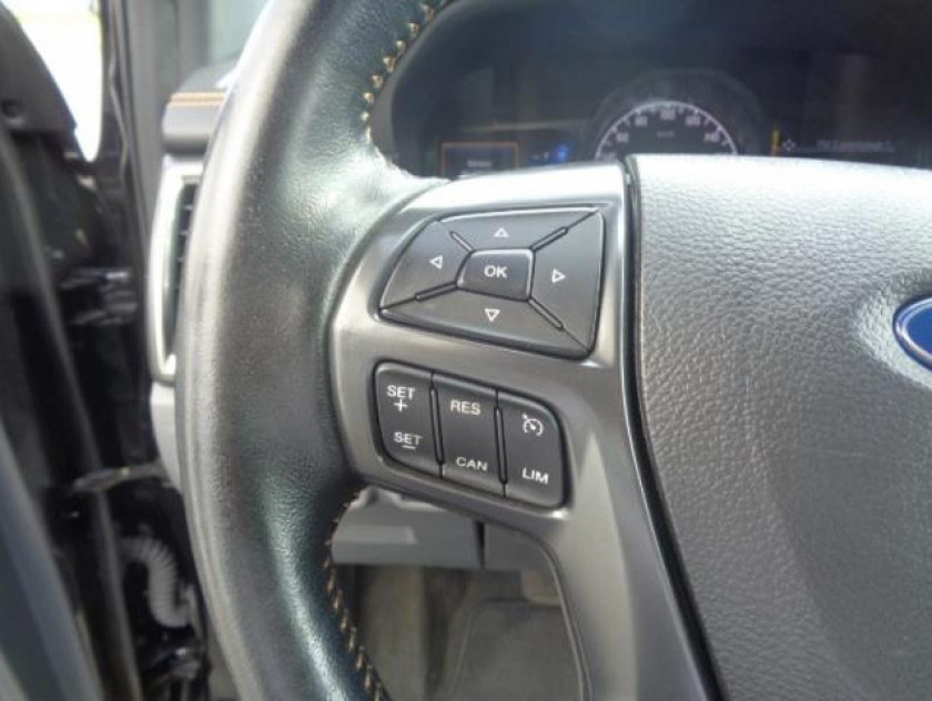 Ford Ranger 3.2 Tdci 200ch Double Cabine Wildtrak Bva - Visuel #15