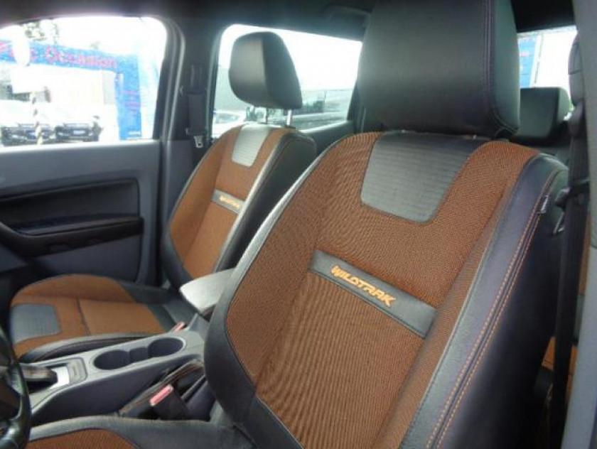 Ford Ranger 3.2 Tdci 200ch Double Cabine Wildtrak Bva - Visuel #10