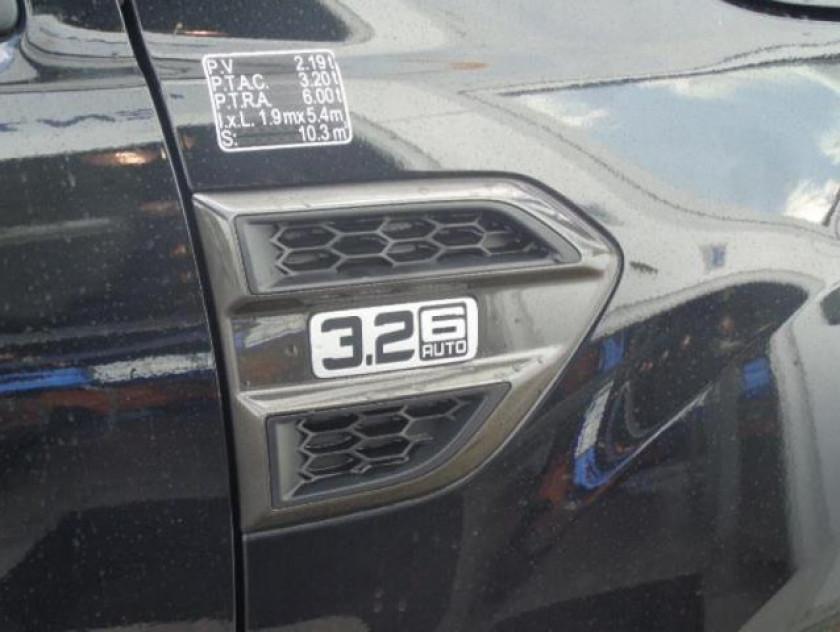 Ford Ranger 3.2 Tdci 200ch Double Cabine Wildtrak Bva - Visuel #24