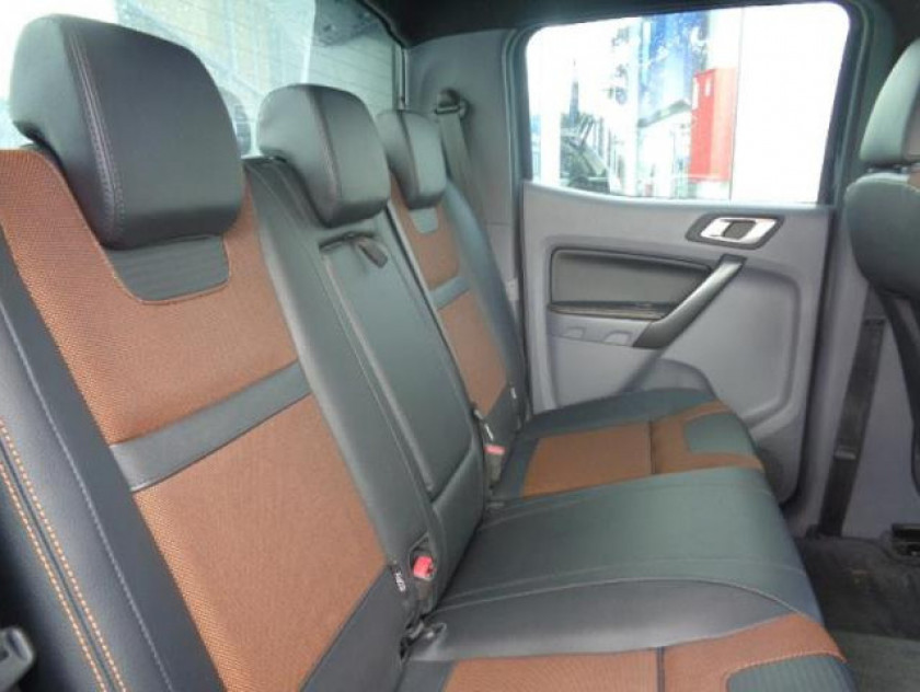 Ford Ranger 3.2 Tdci 200ch Double Cabine Wildtrak Bva - Visuel #8