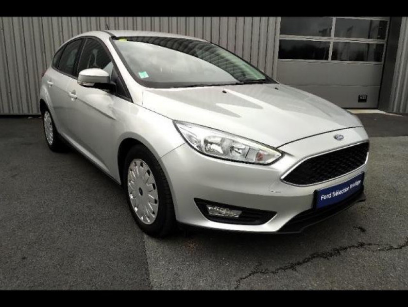 Ford Focus 1.5 Tdci 105ch Econetic Stop&start Executive - Visuel #1