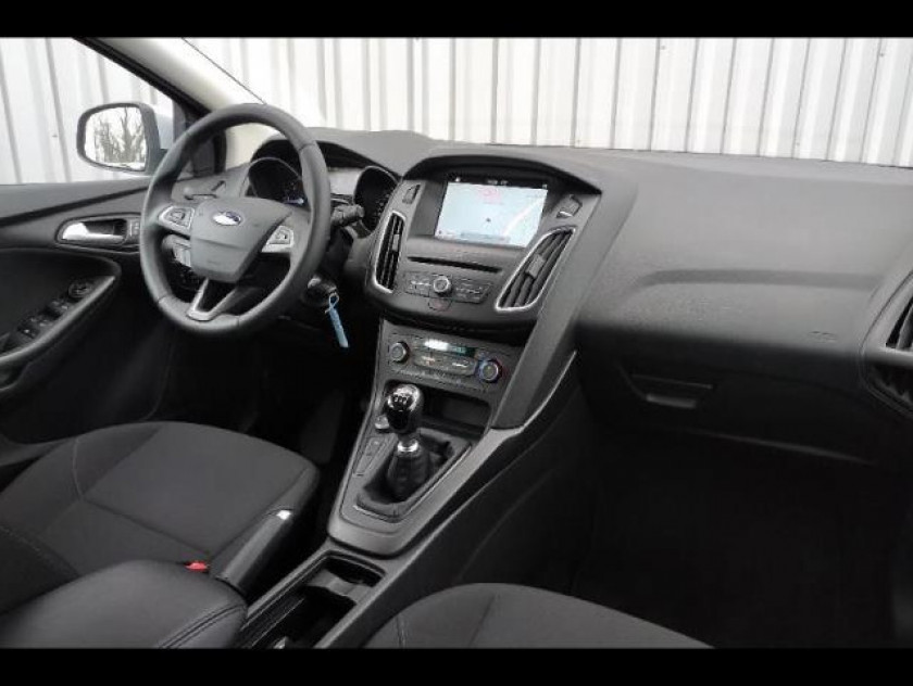 Ford Focus 1.5 Tdci 105ch Econetic Stop&start Executive - Visuel #15