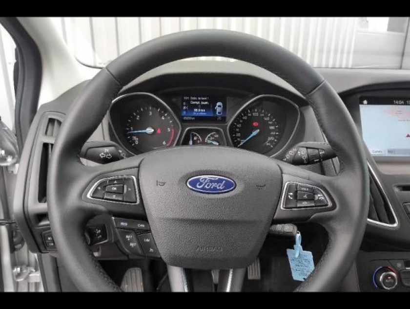Ford Focus 1.5 Tdci 105ch Econetic Stop&start Executive - Visuel #12