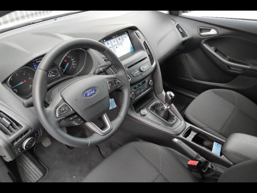 Ford Focus 1.5 Tdci 105ch Econetic Stop&start Executive - Visuel #5