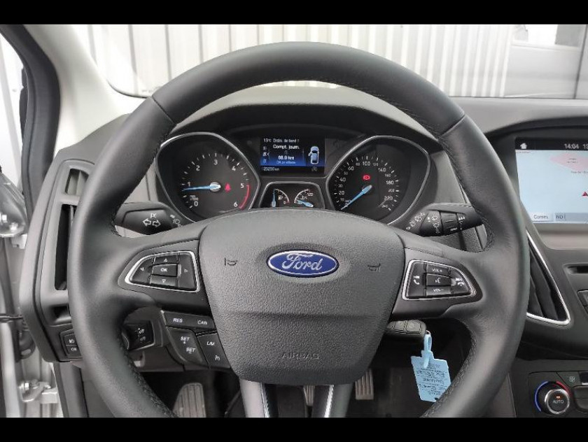 Ford Focus 1.5 Tdci 105ch Econetic Stop&start Executive - Visuel #7