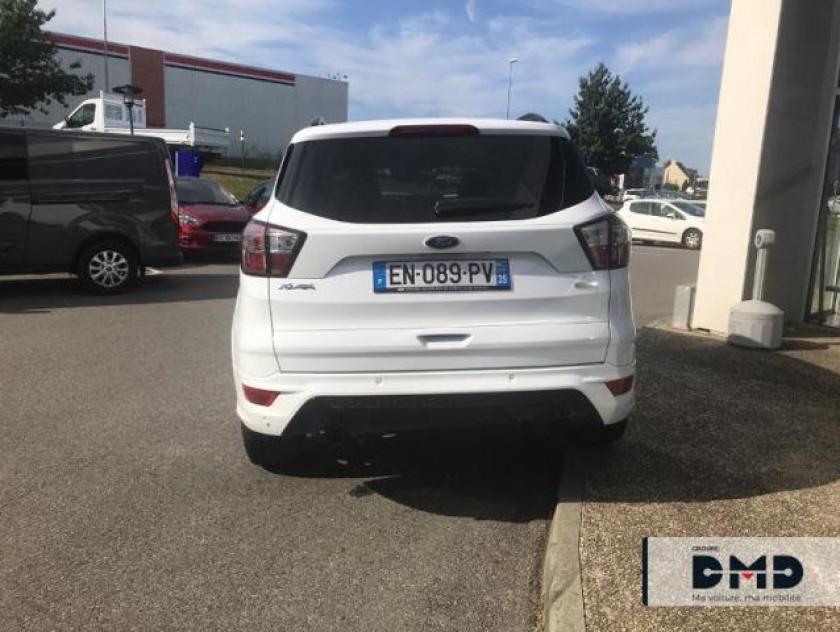 Ford Kuga 1.5 Ecoboost 182ch Stop&start St-line 4x4 Bva - Visuel #11