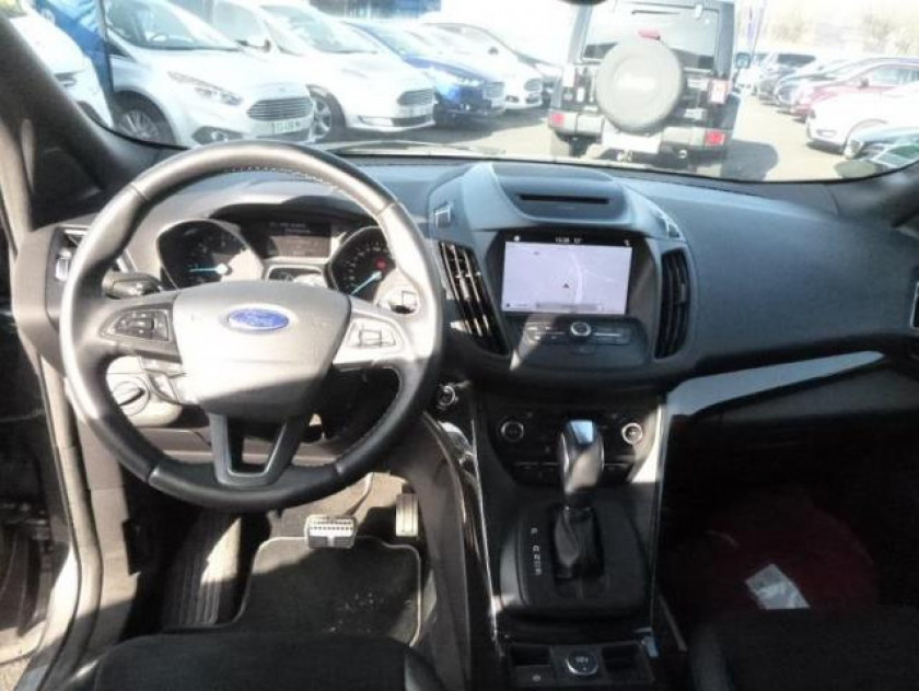 Ford Kuga 2.0 Tdci 180ch Stop&start St-line 4x4 Powershift - Visuel #10