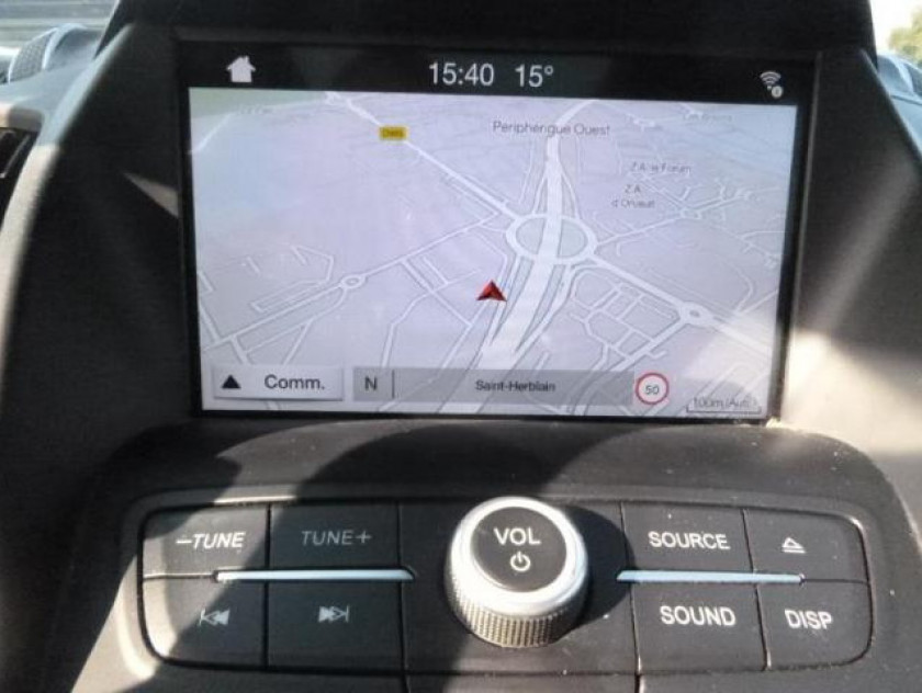 Ford Kuga 2.0 Tdci 180ch Stop&start St-line 4x4 Powershift - Visuel #12