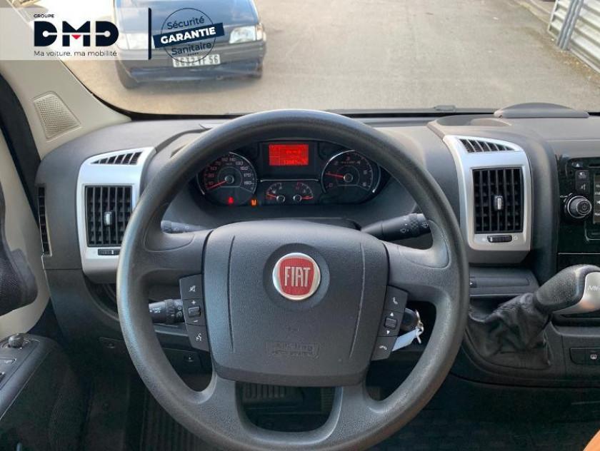 Fiat Ducato Fg 3.5 Maxi Xl H2 2.3 Multijet 180ch Pack Pro Nav - Visuel #7