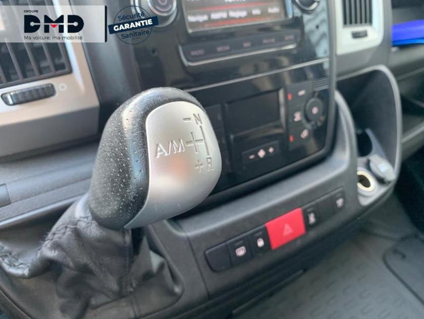 Fiat Ducato Fg 3.5 Maxi Xl H2 2.3 Multijet 180ch Pack Pro Nav - Visuel #8