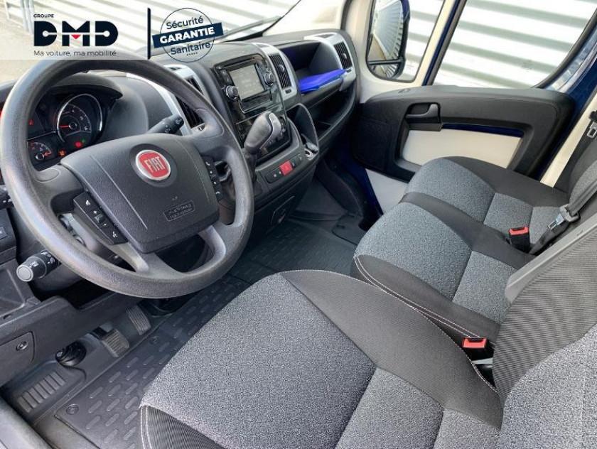 Fiat Ducato Fg 3.5 Maxi Xl H2 2.3 Multijet 180ch Pack Pro Nav - Visuel #5