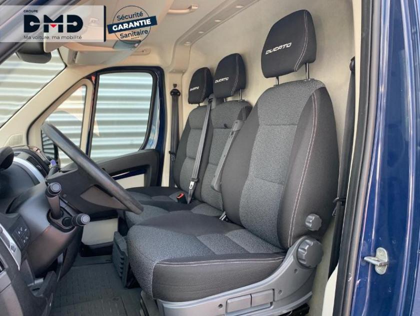Fiat Ducato Fg 3.5 Maxi Xl H2 2.3 Multijet 180ch Pack Pro Nav - Visuel #9