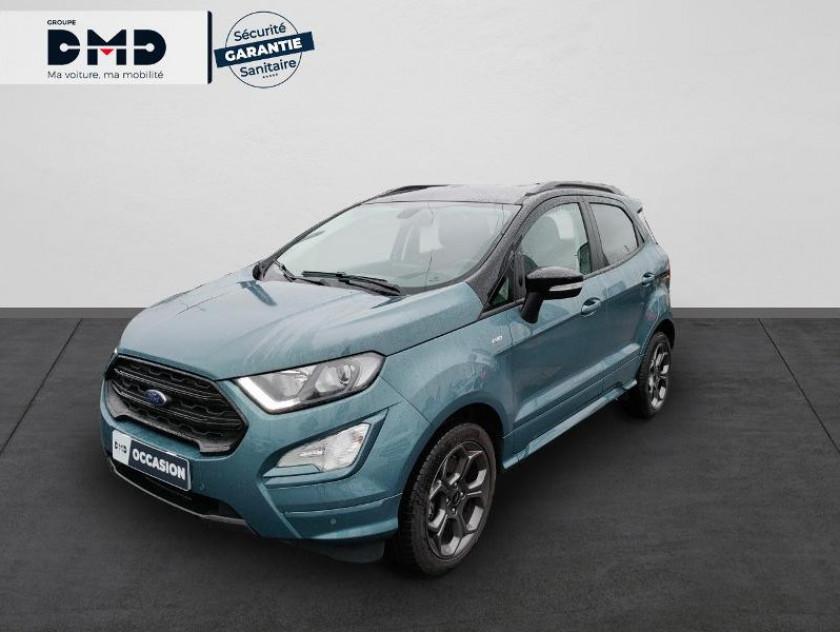 Ford Ecosport 1.0 Ecoboost 100ch St-line Euro6.2 - Visuel #1