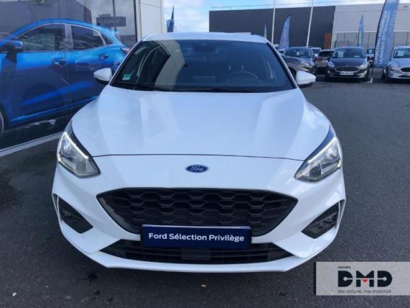 Ford Focus 1.0 Ecoboost 125ch St-line - Visuel #4