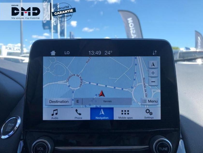 Ford Ecosport 1.0 Ecoboost 100ch Titanium Business Euro6.2 - Visuel #6