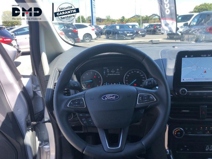 Ford Ecosport 1.0 Ecoboost 100ch Titanium Business Euro6.2 - Visuel #7
