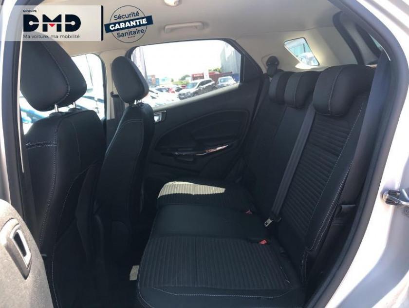 Ford Ecosport 1.0 Ecoboost 100ch Titanium Business Euro6.2 - Visuel #10