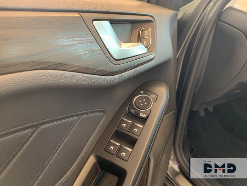 Ford Focus 1.0 Ecoboost 125ch Vignale - Visuel #15
