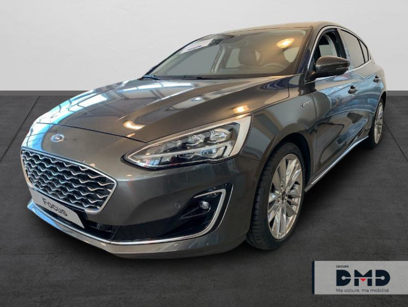 Ford Focus 1.0 Ecoboost 125ch Vignale - Visuel #1