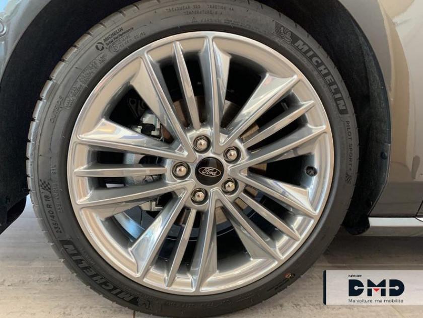 Ford Focus 1.0 Ecoboost 125ch Vignale - Visuel #13